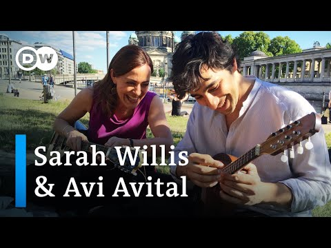 A day with Avi Avital | Sarah's Music