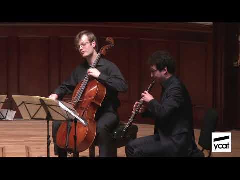 Olivier Stankiewicz & Castalian Quartet: Mozart Oboe Quartet in F, iii. Rondeau, Allegro
