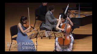 "Beethoven Piano Trio Op. 97 ""Archuduke"" - Shehi, Chen, Orth"