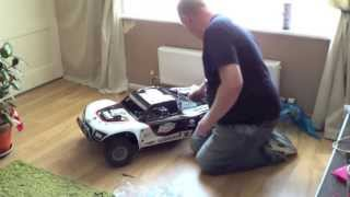 UNBOXING OF LOSI 5IVE T