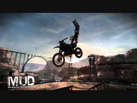 MUD - FIM Motocross World Championship OST (Vita)-Your Name Is Not My Name