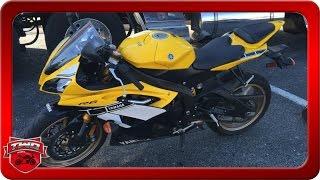 2016 yamaha r6 60th anniversary motorcycle review