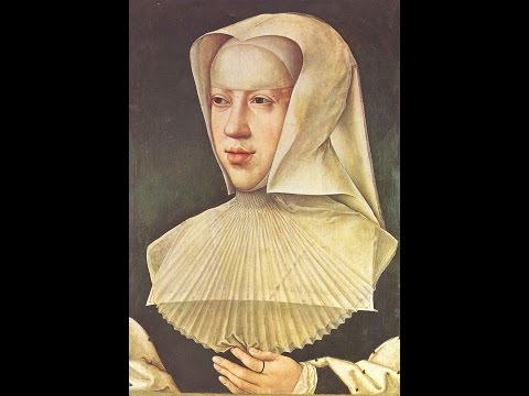 MARGARITA DE AUSTRIA (Año 1480) Pasajes de la historia (La rosa de los vientos)