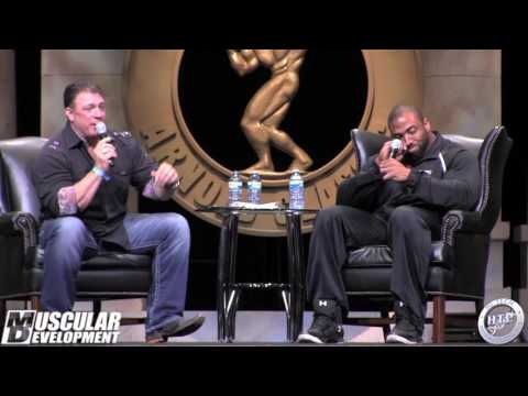 CEDRIC'S VICTORY SEMINAR AND INTERVIEW WITH ARNOLD