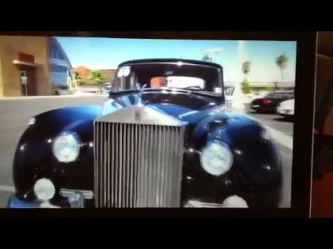 Rolls Royce Limo >> 1960 Rolls Royce Phantom V Limo and Rev Ike - YouTube