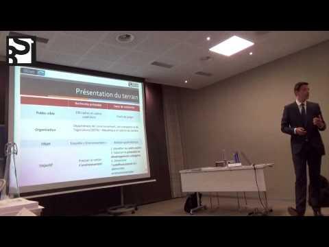 Executive DBA - Soutenance de thèse de Vincent Mottet