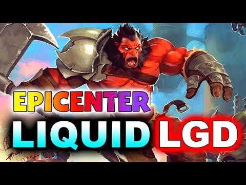 LIQUID vs PSG.LGD - WHAT A GAME! - EPICENTER MAJOR DOTA 2