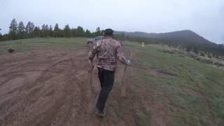 AK-47 Vs SKS Vs AR-15 Mud Test!