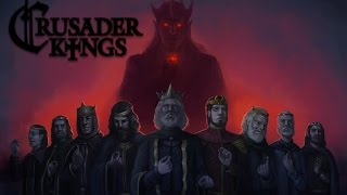 Crusader Kings 2 The Middle Earth Project Обзор мода
