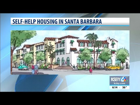 Self-help housing project brings 40 rentals to downtown Santa Barbara