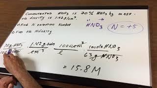 Solution Chemistry 1 - ORGOMAN - DAT DESTROYER - Dr. Jim Romano