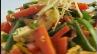 Vegetable & Paneer Jalfrezi - Sanjeev Kapoor - Khana Khazana