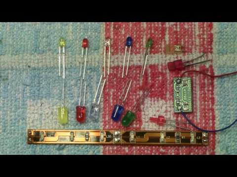 How-To On LED & Bi-LED Wiring + The Evolution Of Lighting In Model Railways. Hornby Triang etc.