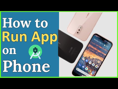 How To Run Android  App On Real Phone Via USB Debugging In Hindi