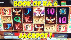 Book of Ra 6 JACKPOT auf 6€ Einsatz - FREISPIELE Novoline Online Casino HD