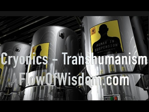 Cryonics - the Film 'Get Out' to Tech Billionaires Investing in defying death HR2