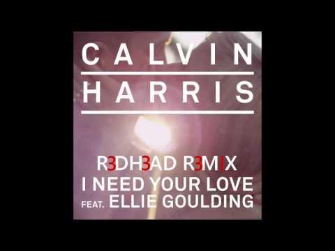 Calvin Harris feat. Marco V vs. Alex Guesta & Stefano Pain - I need your Quake (R3DH3AD REMIX)