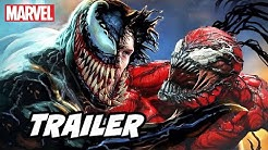 Venom 2 Teaser Trailer - Marvel Spiderman Carnage Easter Eggs Breakdown