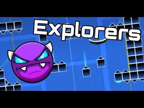 Explorers- XL Layout (Geometry Dash 2.11)