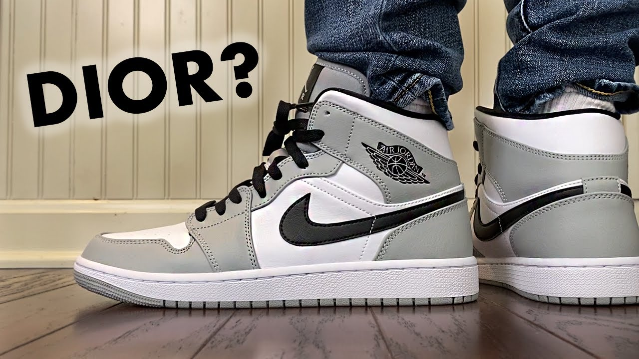 people are calling this the dior jordan 1 mid youtube people are calling this the dior jordan 1 mid