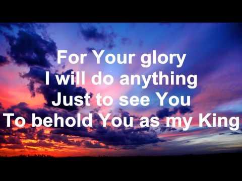 For Your Glory - Tasha Cobbs