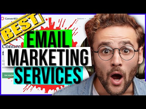 Best Email Marketing Services for Beginners 2021 🔥