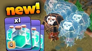 """Clash of Clans Update: """"CLONE SPELL!"""" WHAT'S IT ALL ABOUT?"""