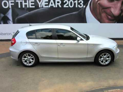 2008 BMW 1 SERIES 118I 5-DOOR Auto For Sale On Auto Trader South ...
