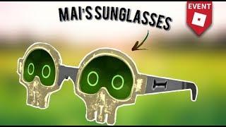 ¡Conseguir las gafas de sol de Mai! HeyLookItsAshley (Roblox: Isla Tortuga)