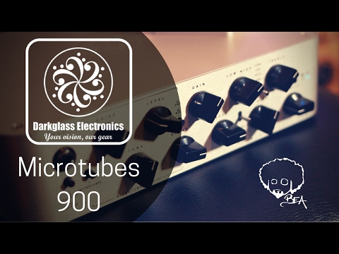 Darkglass Electronics - Microtubes 900