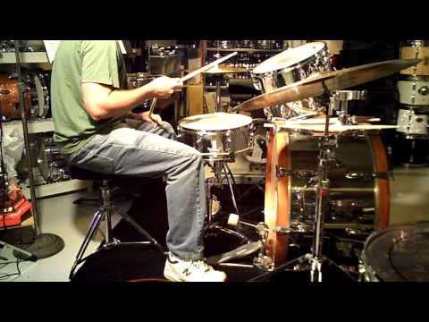 John Bonham SINCE I'VE BEEN LOVING YOU Drum Lesson Led Zeppelin