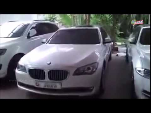 Tamil Comedy Actor Vadivelu Luxury Cars www.2daycinema.com