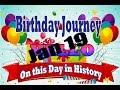 Birthday Journey Jan 19 New