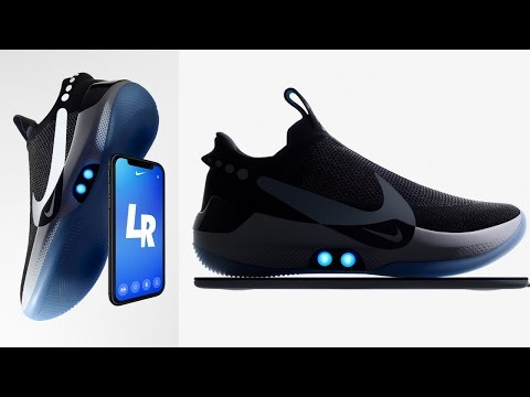 Nike Adapt BB - Self Lacing Shoes