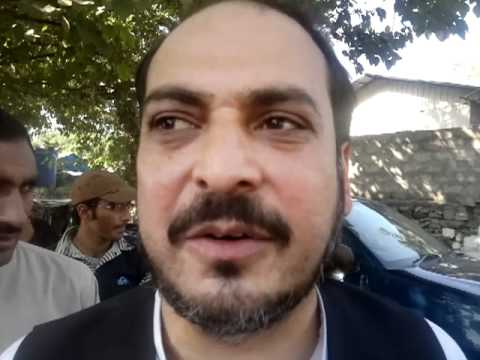 President Bar Association on CJ's Shooting - Muzaffarabad 26/10/11