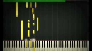 Backstreet Boys - Incomplete (Piano on Synthesia)(Speed 100%)
