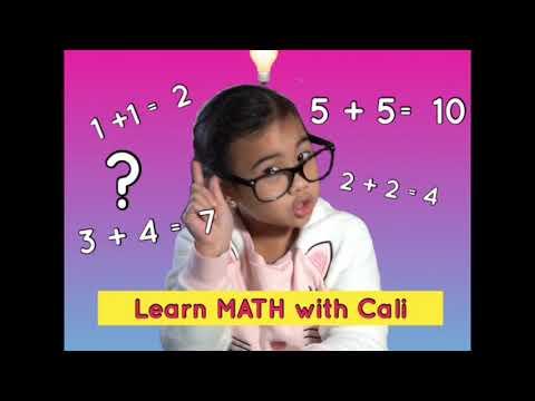 Learn Math With Cali