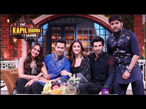 The Kapil Sharma Show Full Episode with Kalank Movie Stars | Kapil Sharma Comedy | Kalank Promotion