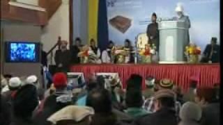 Jalsa Salana Bangladesh 2010 -  Part 8 (Urdu & Bengali)