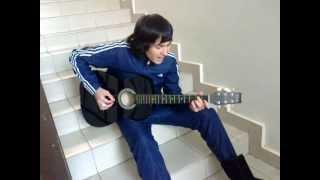 аяулым айкын бейне таным ай(гитара)