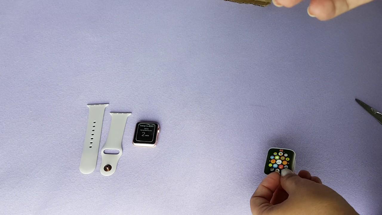 d7f68379e1e Chegou a case capinha Bumper para o meu Apple Watch - YouTube