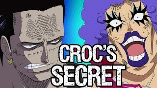 connectYoutube - Sir Crocodile's Secret Past - One Piece Discussion