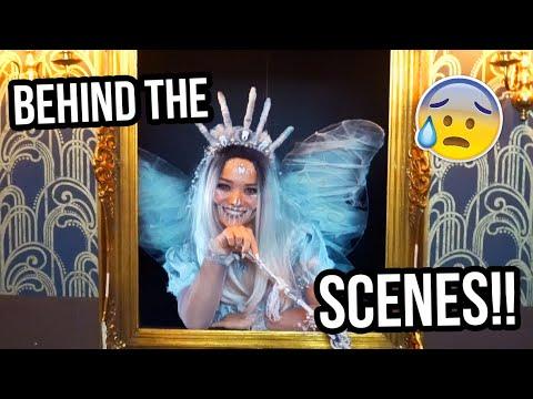BEHIND THE SCENES beim Zahnfee Dreh mit Ju! | Vlogmas Tag 14