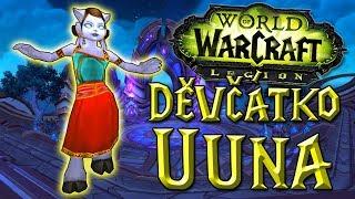 Zesnulé děvčátko Uuna - Tajemství ve WoWku! - World of Warcraft [CZ]