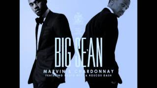 Big Sean Ft. Kayne West - Marvin Gaye And Chardonnay (Official Instrumental)