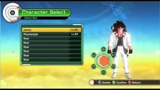 Dragon Ball Xenoverse 100% Save Game + All Characters + All Skills