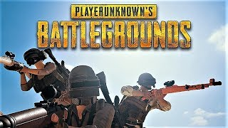 PUBG/Playerunknown's Battlegrounds:  Road To 8k Subs!