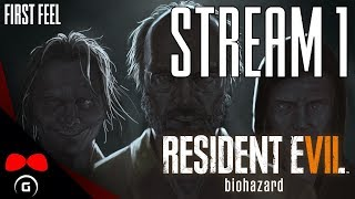 Resident Evil 7 [ First Feel ] | #1 | Agraelus | 1080p60 | PC | CZ