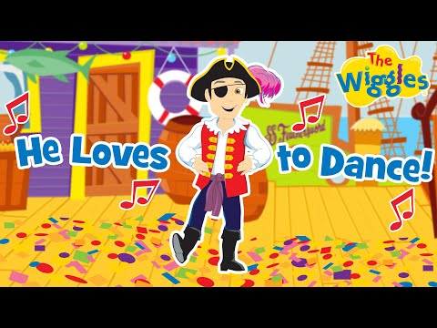 The Wiggles: Captain Feathersword (He Loves To Dance)