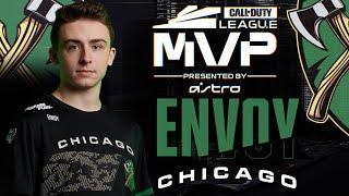 Envoy the Most Intelligent CoD Pro?! — MVP Nomination #5 | Call of Duty League 2020 Season